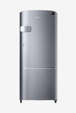 Samsung RR22N3Y2ZS8/HL 212 L INV 3 Star Direct Cool Single Door Refrigerator (Elegant Inox)