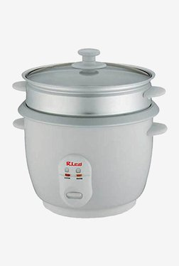 Rico RC 907 1.8L Electric Rice Cooker (White)