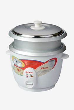 Rico RC 1503 1.8L Electric Rice Cooker (White)