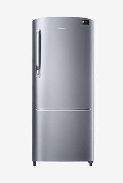 Samsung RR20N272YS8/NL 192 L INV 4 Star Direct Cool Single Door Refrigerator (Elegant Inox)