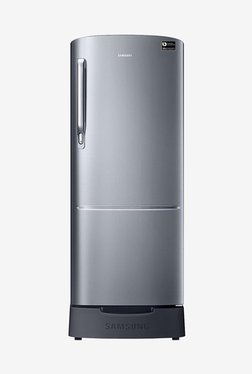 Samsung RR20N282ZS8/NL 192 L INV 3 Star Direct Cool Single Door Refrigerator (Elegant Inox)