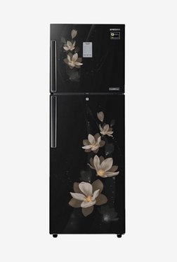 Samsung RT30N3983B7/HL 275L INV 3S Frost Free Double Door Refrigerator (Magnolia Black)