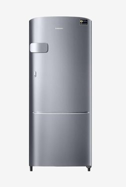 Samsung RR20N1Y2ZS8/HL 192 L INV 3 Star Direct Cool Single Door Refrigerator (Elegant Inox)