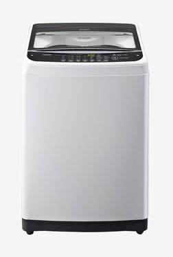 LG T7581NEDLZ 6.5 kg Top Loading Fully Automatic Washing Machine (Blue White)