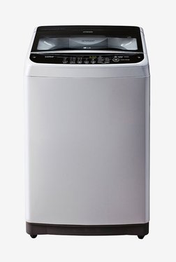 LG T7581NEDLJ 6.5 kg Top Loading Fully Automatic Washing Machine (Middle Free Silver)