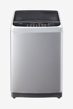 LG T7581NEDL1 6.5 kg Top Loading Fully Automatic Washing Machine (Free Silver)