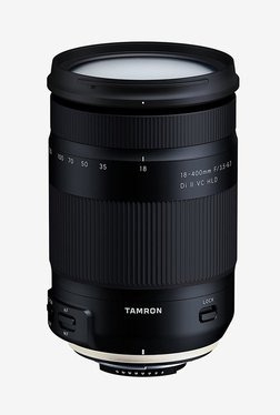Tamron 18-400mm F/3.5-6.3 Di II VC HLD Lens for Nikon DX (Black)