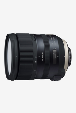 Tamron SP 24-70mm F/2.8 Di VC USD G2 Lens for Nikon (Black)