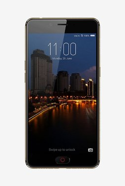 Nubia N2 64 GB (Black Gold) 4 GB RAM, Dual SIM 4G
