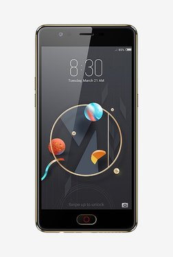 Nubia M2 Lite 32 GB (Black Gold) 4 GB RAM, Dual SIM 4G
