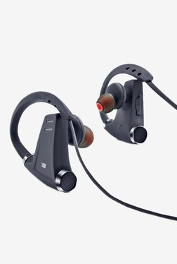 iBall Musi Track 9 Bluetooth Earphone with Microphone (Black)