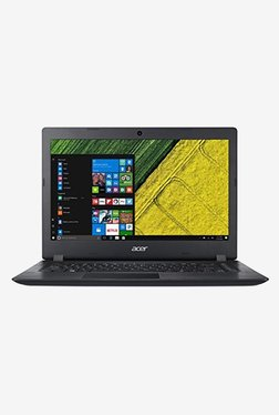 Acer E Series (AMD E2-9000/4GB/1TB/39.62cm(15.6)/W10 Home/INT) Black