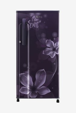 LG GL-B191KPOW 188 L Inverter 3 Star Direct Cool Single Door Refrigerator (Purple Orchid)