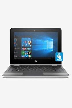 HP 11U068TU 1PM39P (Intel Pentium N3710/4GB/500GB/29.46cm(11.6)/Win10/2GB) Silver