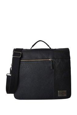 107ddb4d70f8 Baggit Gunther Bindas Black Solid Flap Messenger Bag. Buy Mens Leather  Sling Bags Online India. Hammonds Flycatcher Messenger Bag. Ruosh Canvas 38  cms Grey ...