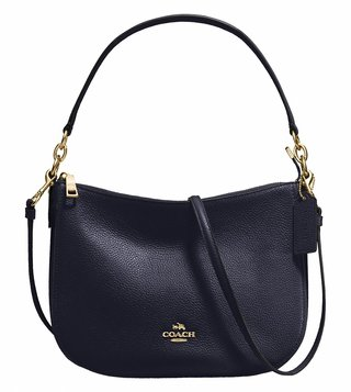 Coach Navy Chelsea Crossbody Bag