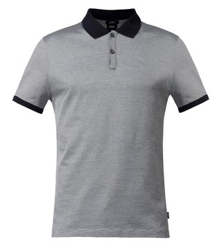 Boss Striped Slim-Fit Polo Shirt 'Penrose 05'