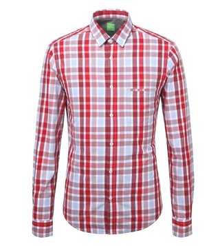 Boss Green Regular-Fit Shirt 'C-Bansi'