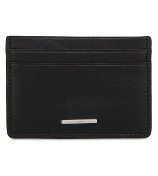 Boss Leather Card Case 'Ruben S Card'