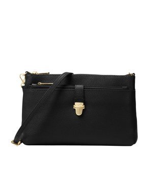 Michael Michael Kors Mercer Black Crossbody Bag