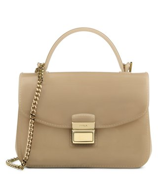 Furla Candy Acero Mini Crossbody Bag