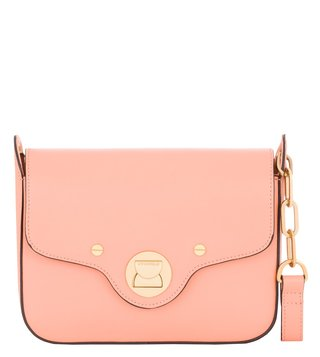 Coccinelle Clessidra Pompelmo Crossbody Bag