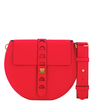 Coccinelle Carousel Rosso 215 Crossbody Bag