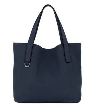 Coccinelle Mila Blue Tote Bag