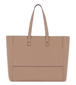 Coccinelle Ines Taupe Tote Bag