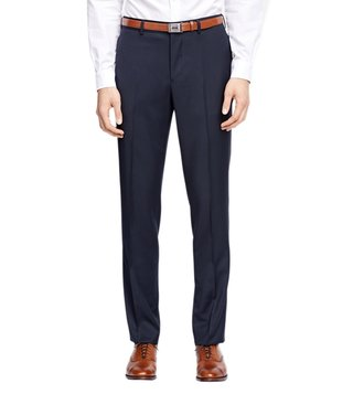 Brooks Brothers Red Fleece Navy Suit Trousers