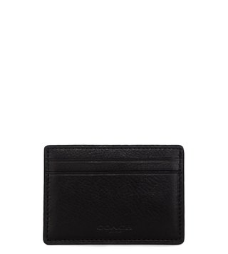 Coach Black Sport Coin & Card Case