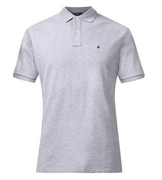 d005e872831 G-Star RAW Grey Dunda Slim Fit Polo T-Shirt ...