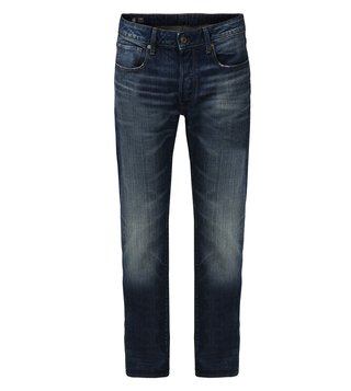 G-Star RAW Dark Aged 3301 Straight Fit Jeans