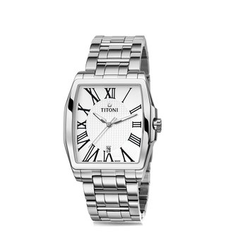 Titoni Wallstreet 83727 S-314 Analog Watch for Men