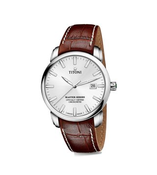Titoni Master-Series 83188 S-ST-575 Analog Watch for Men