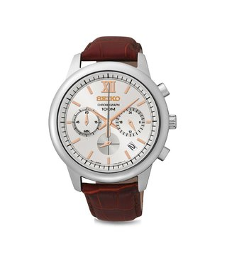 Seiko Chronograph SSB143P1 Watch for Men
