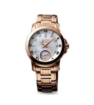 Seiko Premier SRKZ58P1 Analog Watch for Women