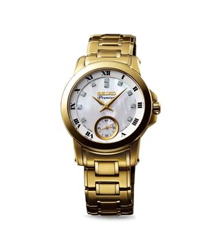 Seiko Premier SRKZ60P1 Analog Watch for Women