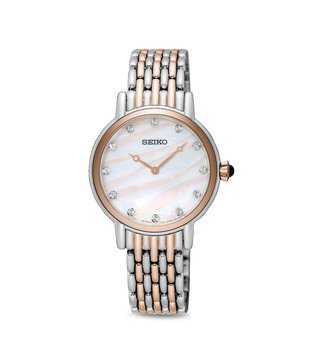 Seiko Women SFQ806P1 Analog Watch for Women