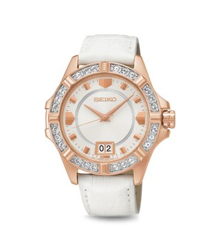 Seiko Lord SUR800P1 Analog Watch for Women