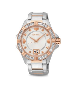 Seiko Lord SUR804P1 Analog Watch for Women