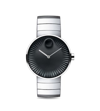 Movado Edge 3680006 Analog Watch for Men