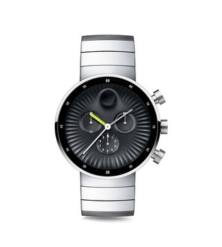 Movado Edge 3680009 Analog Watch for Men