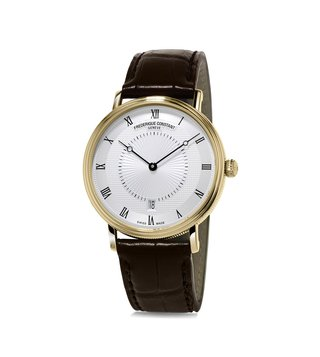 Frederique Constant FC-306MC4S35 Slimline Analog Watch
