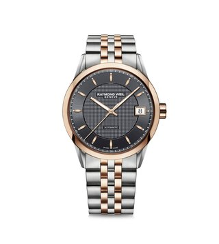 Raymond Weil 2740-SP5-60021 Freelancer Analog Watch for Men