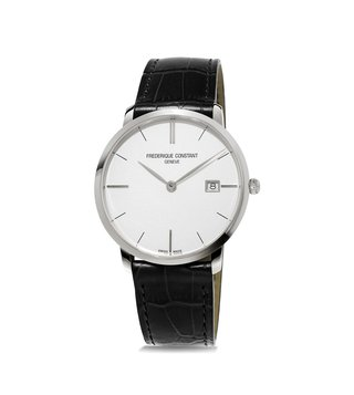 Frederique Constant FC-220S5S6 Slimline Analog Watch for Men