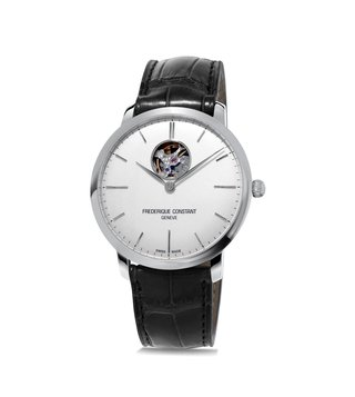 Frederique Constant FC-312S4S6 Slimline Analog Watch for Men