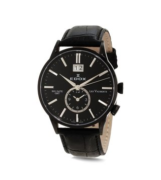 Edox 62003 37N NIN Les-Vauberts Analog Watch for Men
