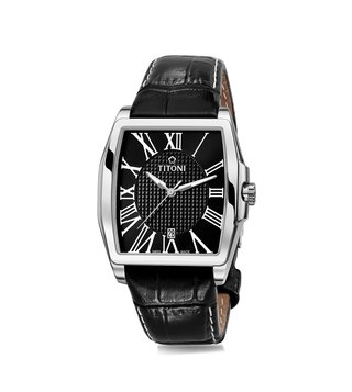 Titoni 83727 S-ST-315 Wallstreet Analog Watch for Men