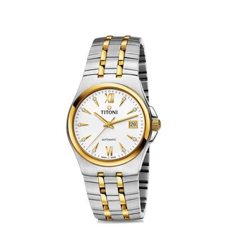 Titoni 83730 SY-271 Impetus Analog Watch for Men